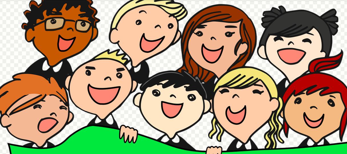 děti kolektiv